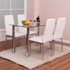 Kitchen Sets Furniture 5 Pcs Dining Set With A Simple Design Kitchen U0026 Dining Furniture