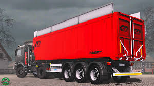 Seeking Trailer Fr Menci Semi Trailer V 1 0 0 0 For Fs 2017 Farming Simulator 17