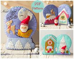 Patterns English Book Pdf | christmas snowglobe activity book soft book pdf sewing patterns