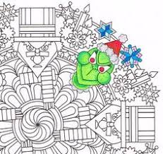 christmas mandala coloring christmas crackers
