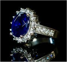 kate middleton s engagement ring kate royal sapphire blue cambridge engagement ring 7 carat