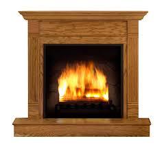 christmas fireplace burning with music design and ideas idolza