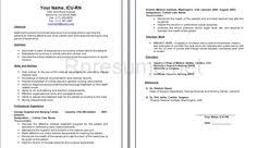 New Grad Rn Resume Template 12 Best Rn Resume Images On Pinterest Rn Resume Cover Letters