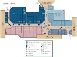 Tacoma Mall Map Popular 207 List Southcenter Mall Map