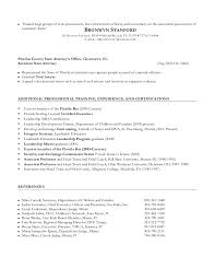 Resume Stanford Stanford Bronwyn Resume