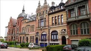 antwerp belgium cogels osylei a mix of architectural styles