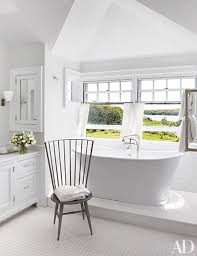 all white bathroom ideas white bathroom design ideas photos architectural digest