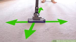 How To Clean An Area Rug 4 Ways To Clean Your Carpets Wikihow
