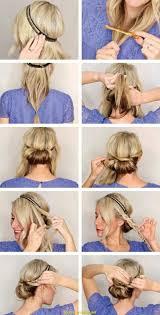 Hochsteckfrisurenen Lockige Haare by Genial Hochsteckfrisuren Kurze Lockige Haare Deltaclic