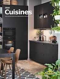 cuisine pas cher ile de beautiful brochure cuisines ikea 2018