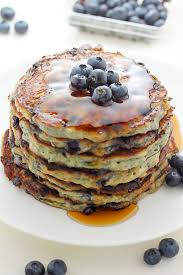Protein Pancakes With Cottage Cheese by Blueberry Cottage Cheese Pancakes Baker By Nature
