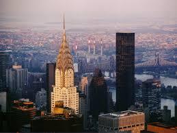 chrysler building and trump tower new york city manhatten u2026 flickr