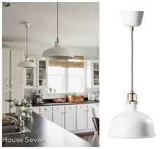 Lights Kitchen Island by Top 25 Best Ikea Lighting Ideas On Pinterest Ikea Pendant Light