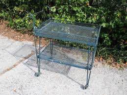 How To Refinish Wrought Iron Patio Furniture by How To Paint Metal Furniture Hgtv