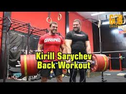 Heaviest Ever Bench Press Kirill Sarychev Lifts World Record Raw Powerlifting Total At