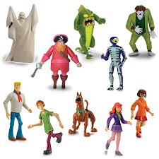 scooby doo scooby doo 10 figure pack toys r us