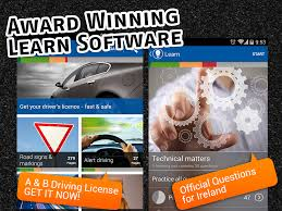 itheory driver theory test dtt ireland 2017 android apps on