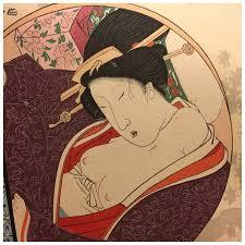 antique photo album japan antique album women 38 woodblock prints easily