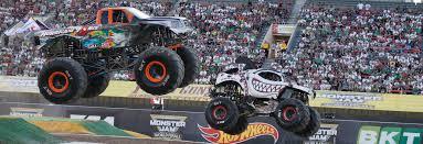 monster truck show in indianapolis monster jam world finals xvii garage monster jam