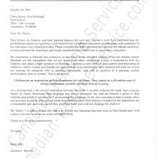 sample of elementary teacher cover letter working in urban setting