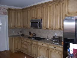 Kitchen Cabinets Faux Painting - Faux kitchen cabinets