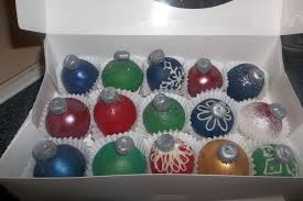 holidays ornament cake balls the site is no longer