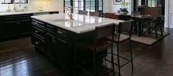 espresso kitchen cabinets with white countertops newport espresso