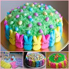 easter bunny cake ideas wonderful diy easter peep cake