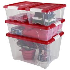 plastic ornament storage box affordable ornament storage with