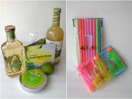 margarita gift basket how to create a gift basket summer margarita style harmony