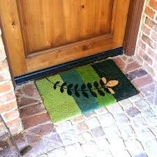 Exterior Door Mat Outdoor Front Door Mats Makushina