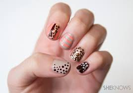 nail designs for summertime