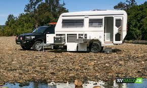 Luxury Caravan by Mountain Trail Has Fused Caravan Camper U0026 Luxury Apartment Into