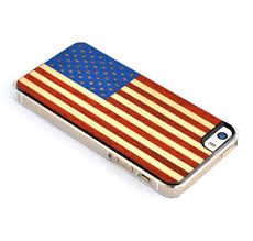 American Flag To Color Iphone 5 5s Case American Flag Craftedcover Com