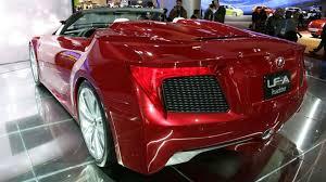 lexus lfa recall lexus tops bmw mercedes benz in 2010 u s premium sales