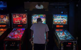 in the sacramento area pinball retains its allure in a digital