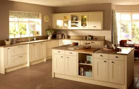 Black And Brown Kitchen Cabinets by Bathroom Cream Painted Kitchen Cabinets Entrancing Cream Colored
