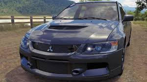 mitsubishi evolution 2006 mitsubishi lancer evolution ix mr 2006 forza horizon 3 test