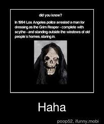 the grim reaper of la pictures photos and images for
