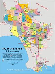 studio city map la communities
