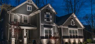 two story home lighting large two story homes sidera landscape lighting