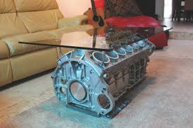 How To Make An Engine Block Coffee Table - engine coffee table diy tags mesmerizing engine crankshaft