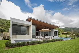 open plan house stylish open plan house inspiring dom and serenity in mexico