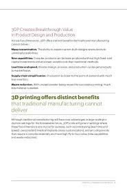 Best Product Manager Resumes by 3d Printing A Manufacturing Revolution
