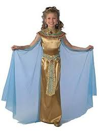 Cleopatra Halloween Costume Egyptian Goddess Deluxe Cleopatra Costume Themed