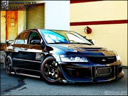 mitsubishi lancer evo modified mitsubishi evo viii by stjoseph1903 on deviantart