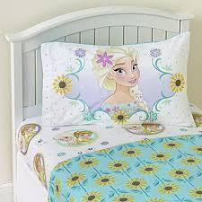 frozen sheets disney frozen fever sheet set elsa home