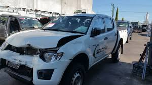 mitsubishi triton 2018 2010 mitsubishi triton wrecking central parts perth