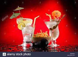 red martini white drinks on red martini margarita fizz and colada with