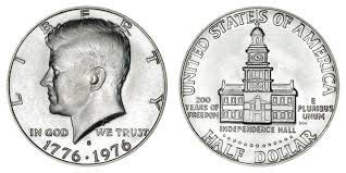 1776 to 1976 quarter dollar 1976 s kennedy half dollars 40 silver bicentennial design value